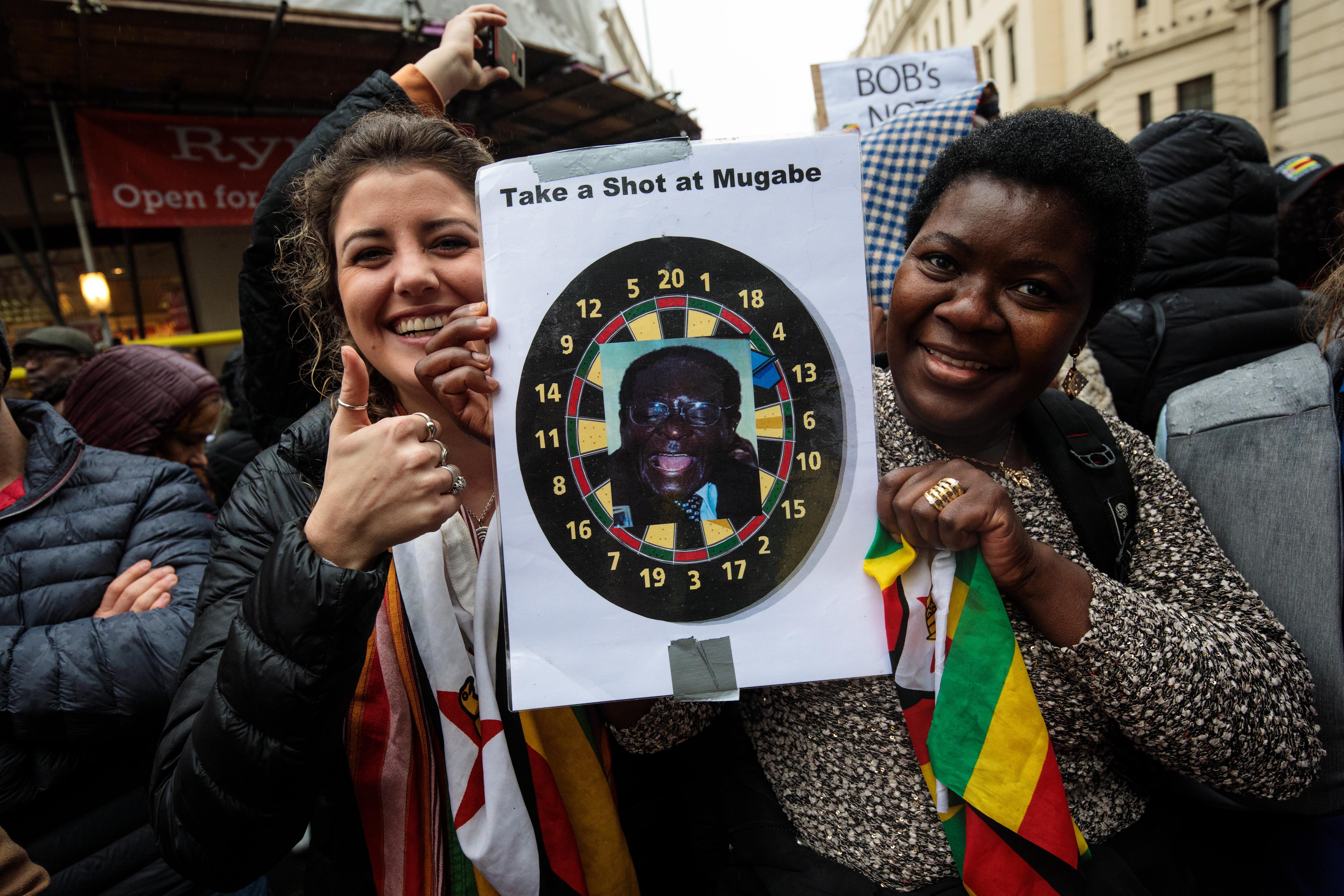 Опустошителното наследство на Мугабе