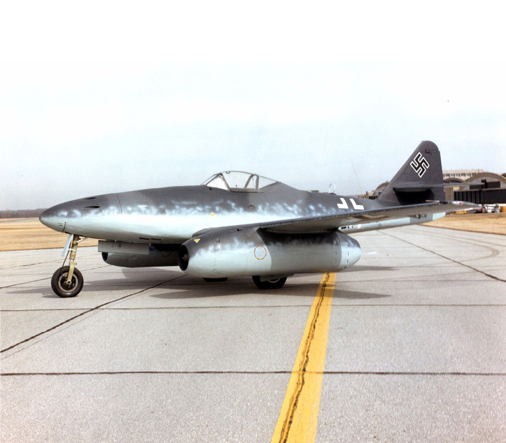 Какво знаем за реактивните самолети на Хитлер (снимки)