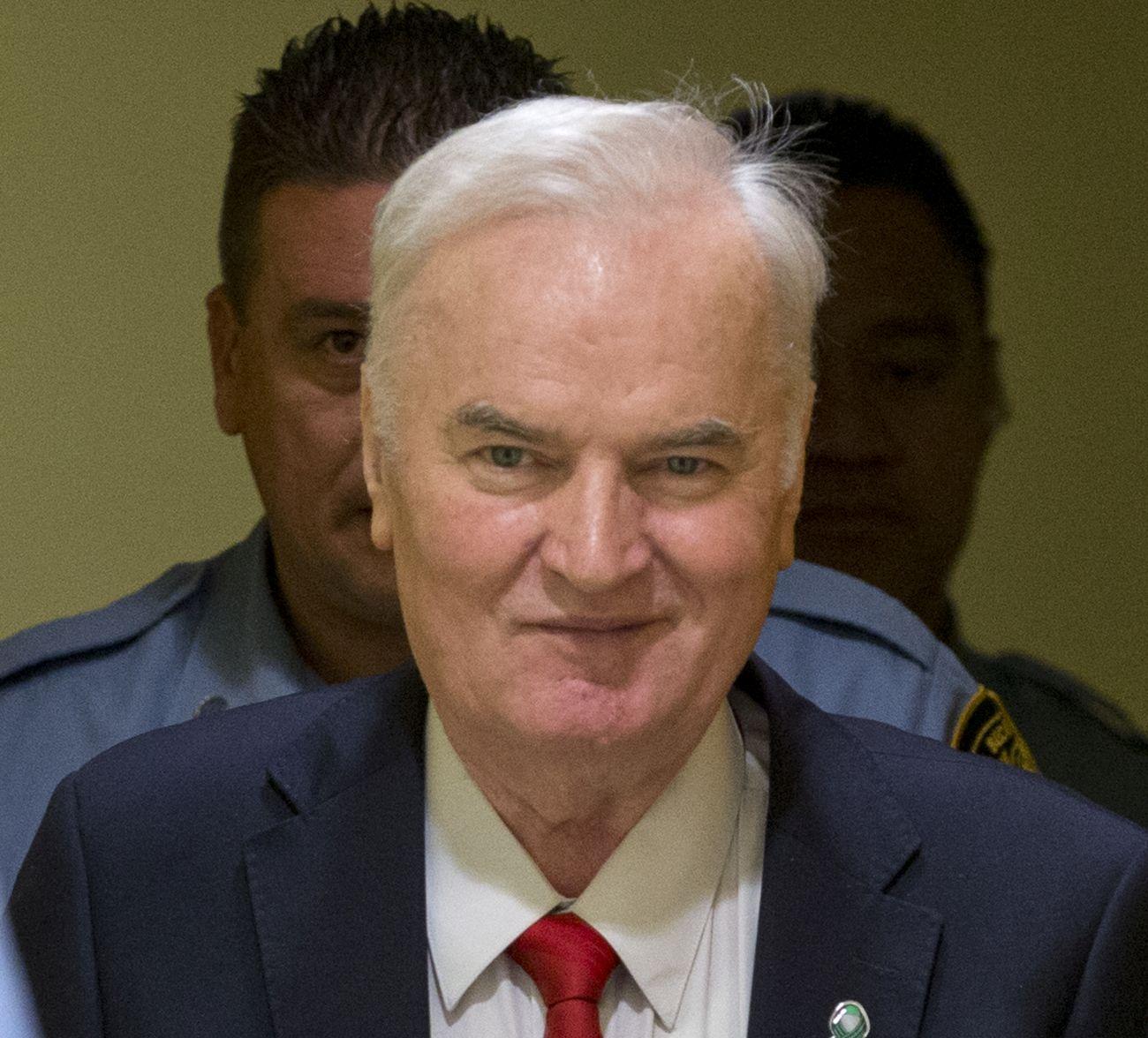 Ратко Младич обжалва доживотната си присъда