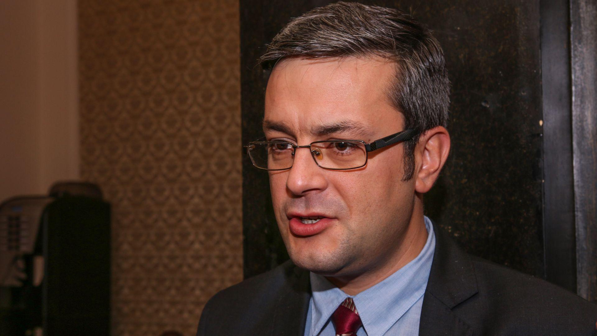 Тома Биков: Дали ще има промени в кабинета решава премиера