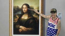 Виж къде можеш да дорисуваш Мона Лиза