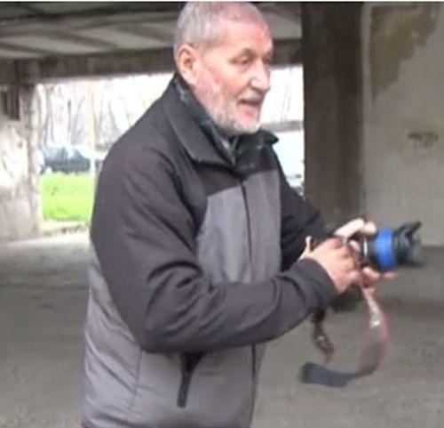 Фоторепортер бе нападнат и ритан в Бургас