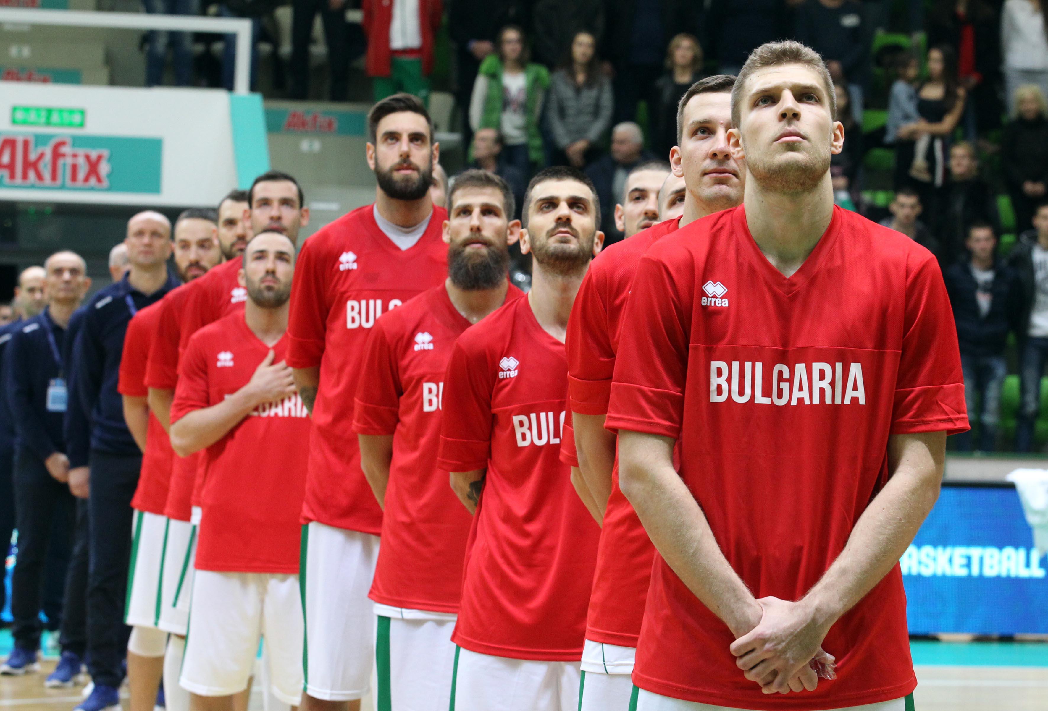 България в топ 50 на баскетбола