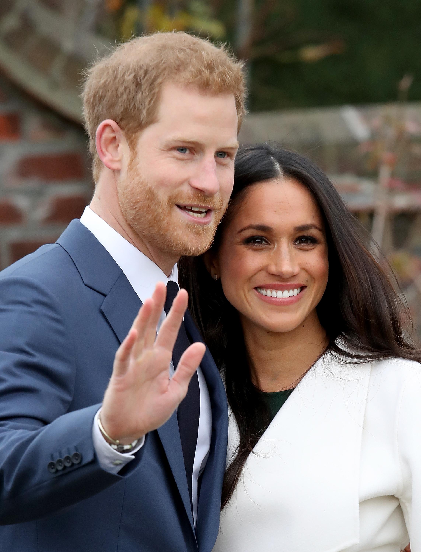 Принц Хари и Меган не искат сватбени подаръци