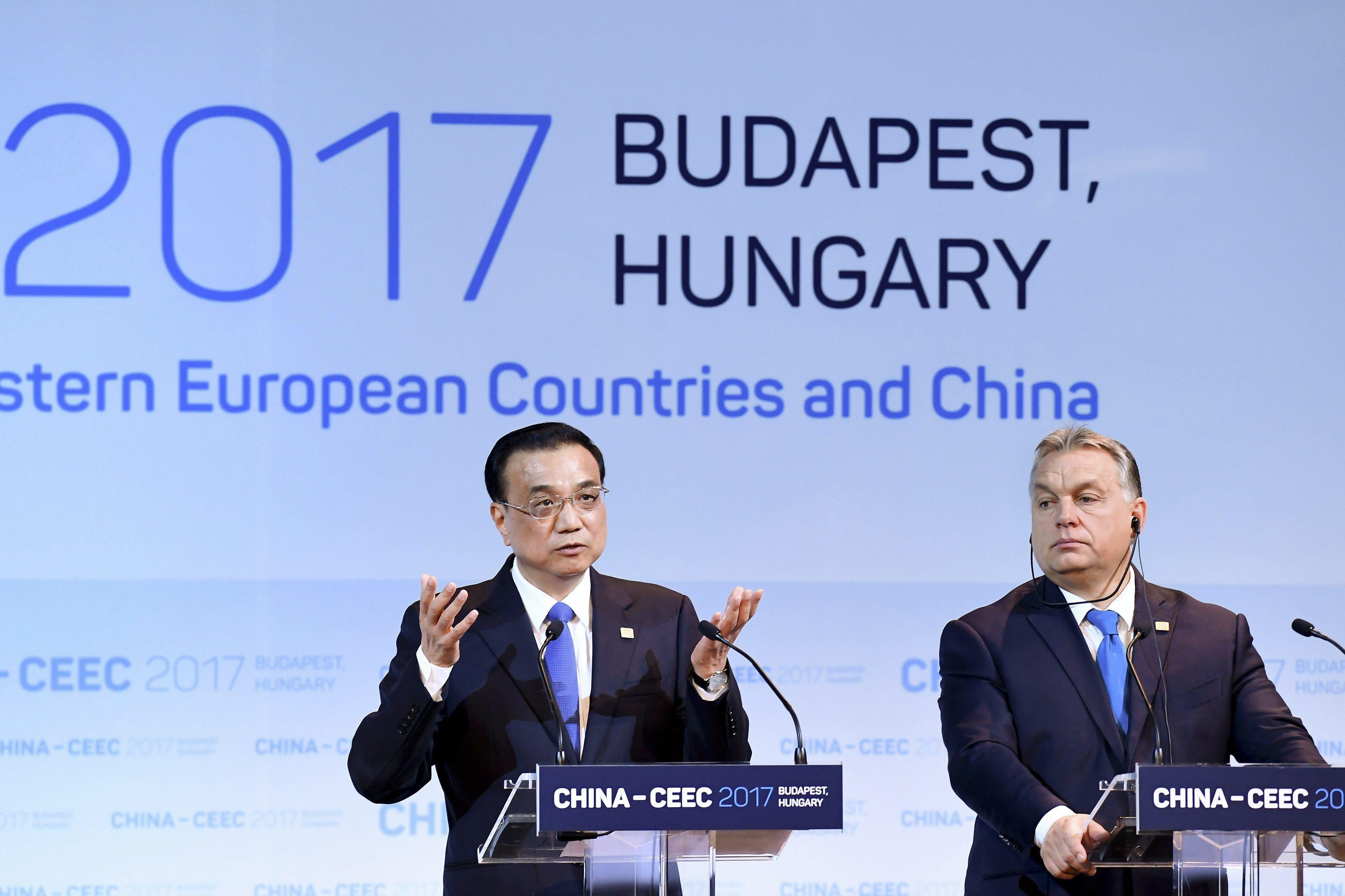 Какви цели преследва Китай в Източна Европа?