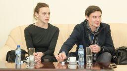 """Солисти на Мариинския театър в """"Лебедово езеро"""" на сцената на Старозагорската опера"""
