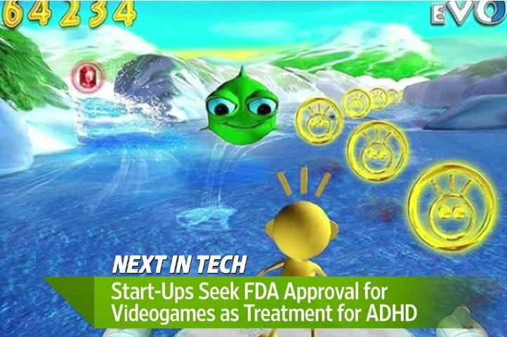 Видео игри могат да помогнат на деца с хиперактивност