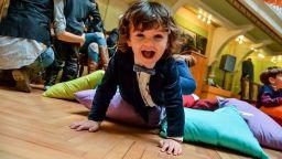 Коледен Бал на възглавници с бляскава празнична програма  за най-младите меломани