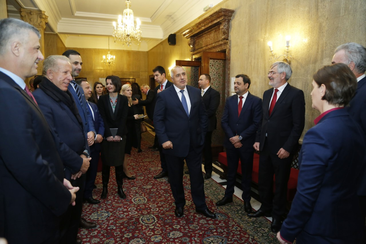 Борисов на вечеря с лидери от Западните Балкани