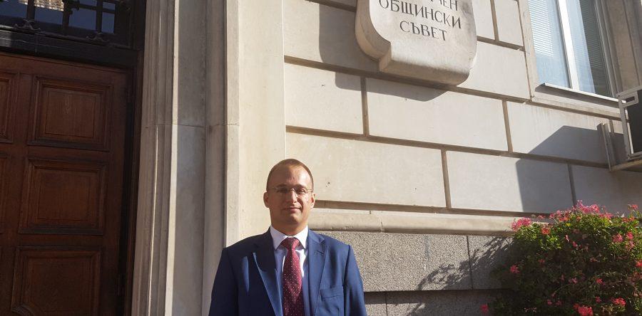 Славчев: Вдигат цената на водата в София неаргументирано
