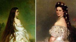 Съдбата на императрица Сиси - сюжет за много книги и филми