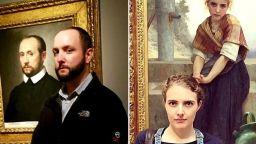 Търси ме в Лувъра: Да откриеш двойника си в картина на класиците