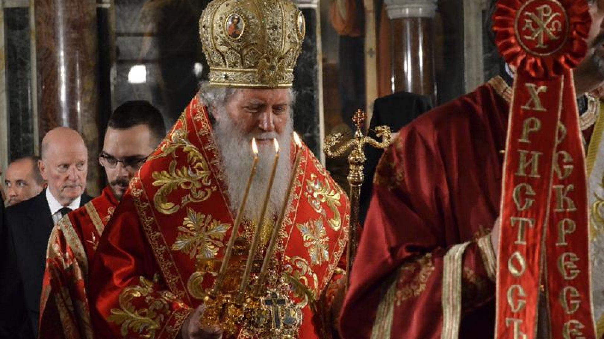 Патриарх Неофит в болница, но в стабилно състояние