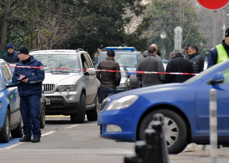 Простреляха шеф в НАП в центъра на София (обновена)