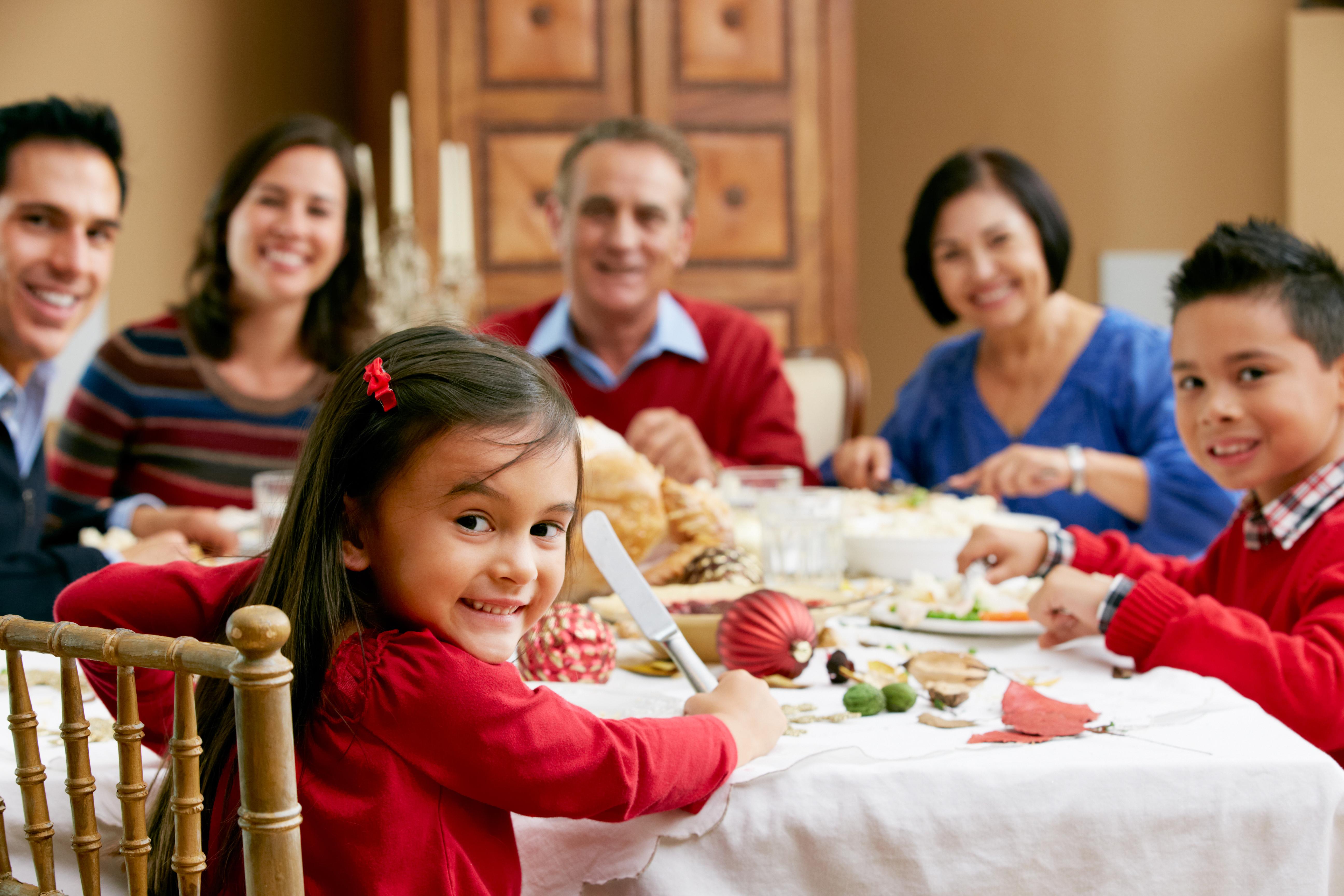 Защо е важна семейната вечеря