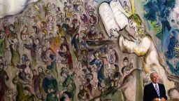 Авангардистът Марк Шагал се родил в пожар и умрял в асансьор