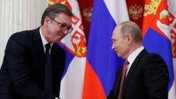 Русия готова да подкрепи подялба на Косово, ако Сърбия го иска