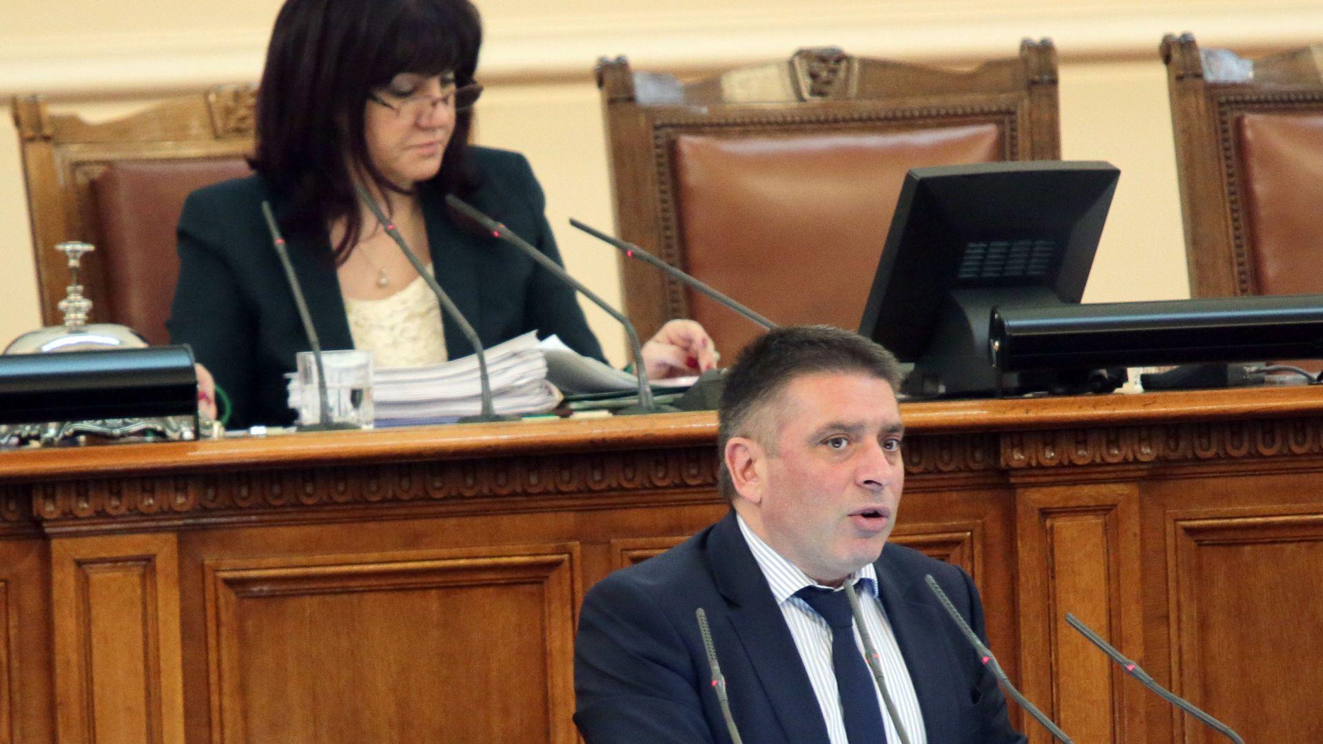 Данаил Кирилов: Ветото на президента за АПК ще бъде отхвърлено