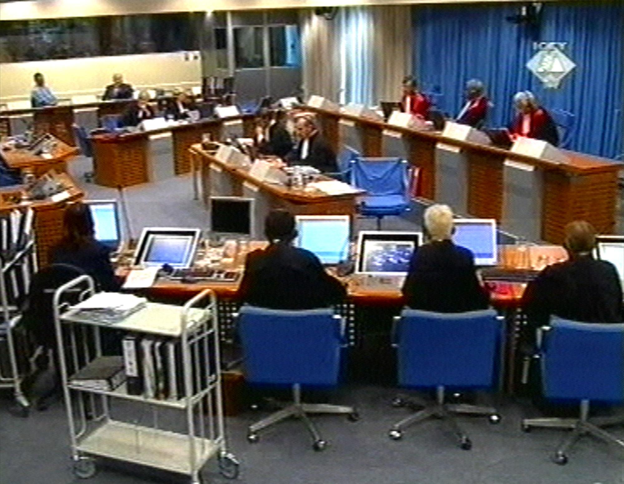 Трибуналът в Хага приключва работа след 24 години