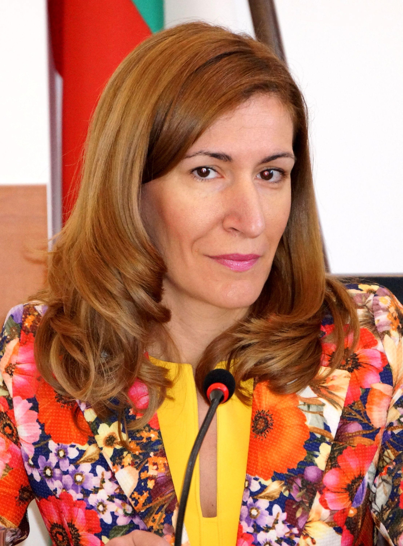 Наградиха Ангелкова на изложение в Москва