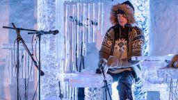 Слушали ли сте ледена музика?