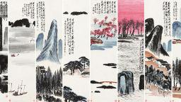 Ци Байшъ разби всички рекорди за китайски картини
