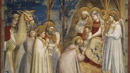 Рождество Христово в световното изобразително изкуство