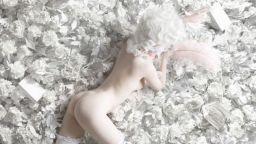 Уникалната цифрова живопис на Алексия Синклер