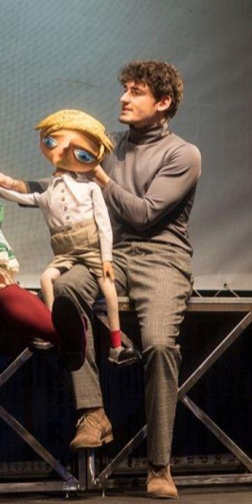 Карлсон - Столичен куклен театър