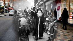 Призраци по Коледа: Вижте Лондон преди и сега