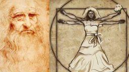 Геният Леонардо 5 години си изкарвал хляба като... организатор на тържества