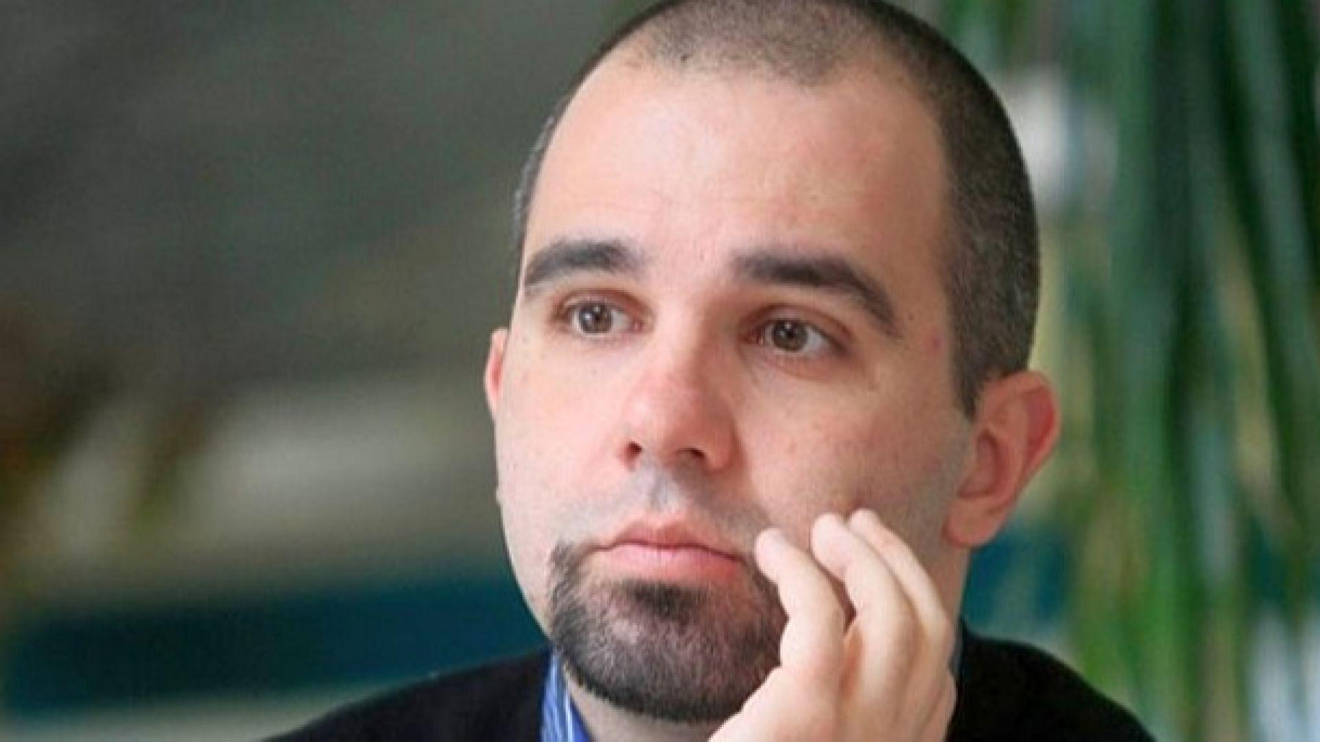 Първан Симеонов: Ако ГЕРБ удържи още няколко седмици, ще прескочи политическия трап