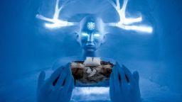 Уникален арт хотел от лед отвори врати  в Швеция