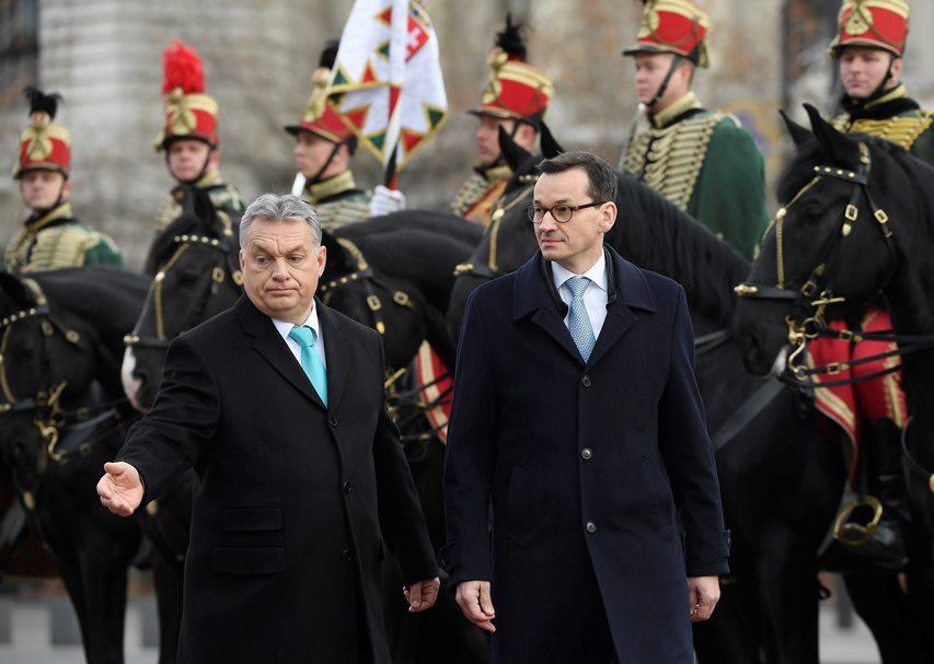 Унгария и Полша искат гласът им да се чува в ЕС