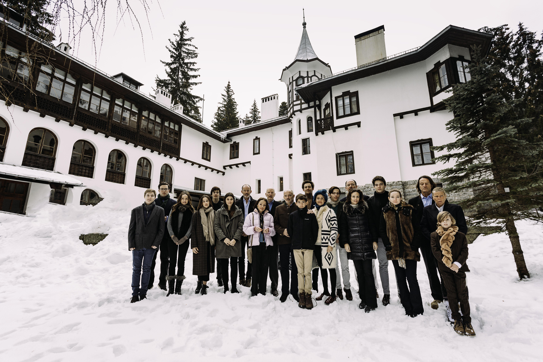 Симеон събра семейството в Боровец