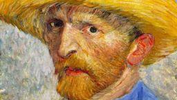 Автопортрет на Ван Гог със славата на картина-убиец