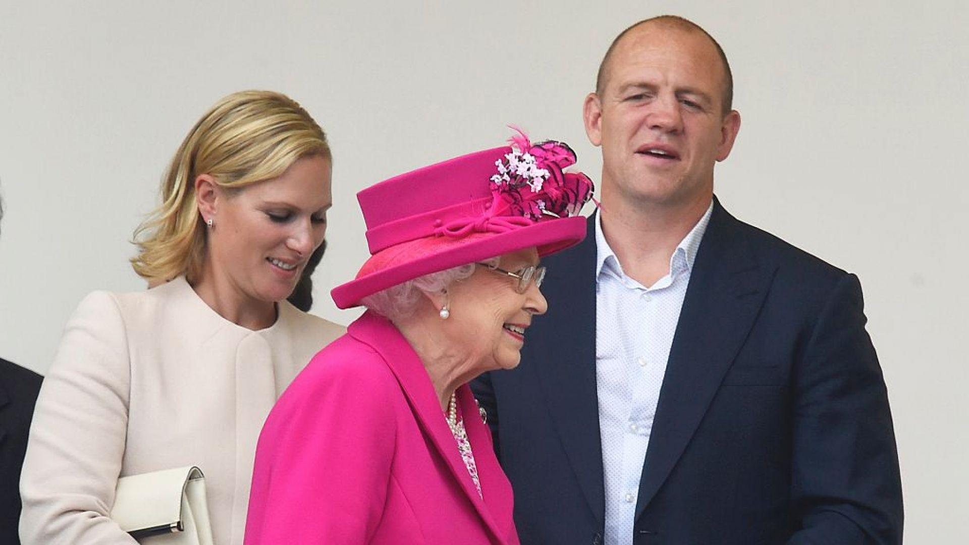Внучката на кралица Елизабет II Зара Тиндал разкри, че е преживяла втори аборт