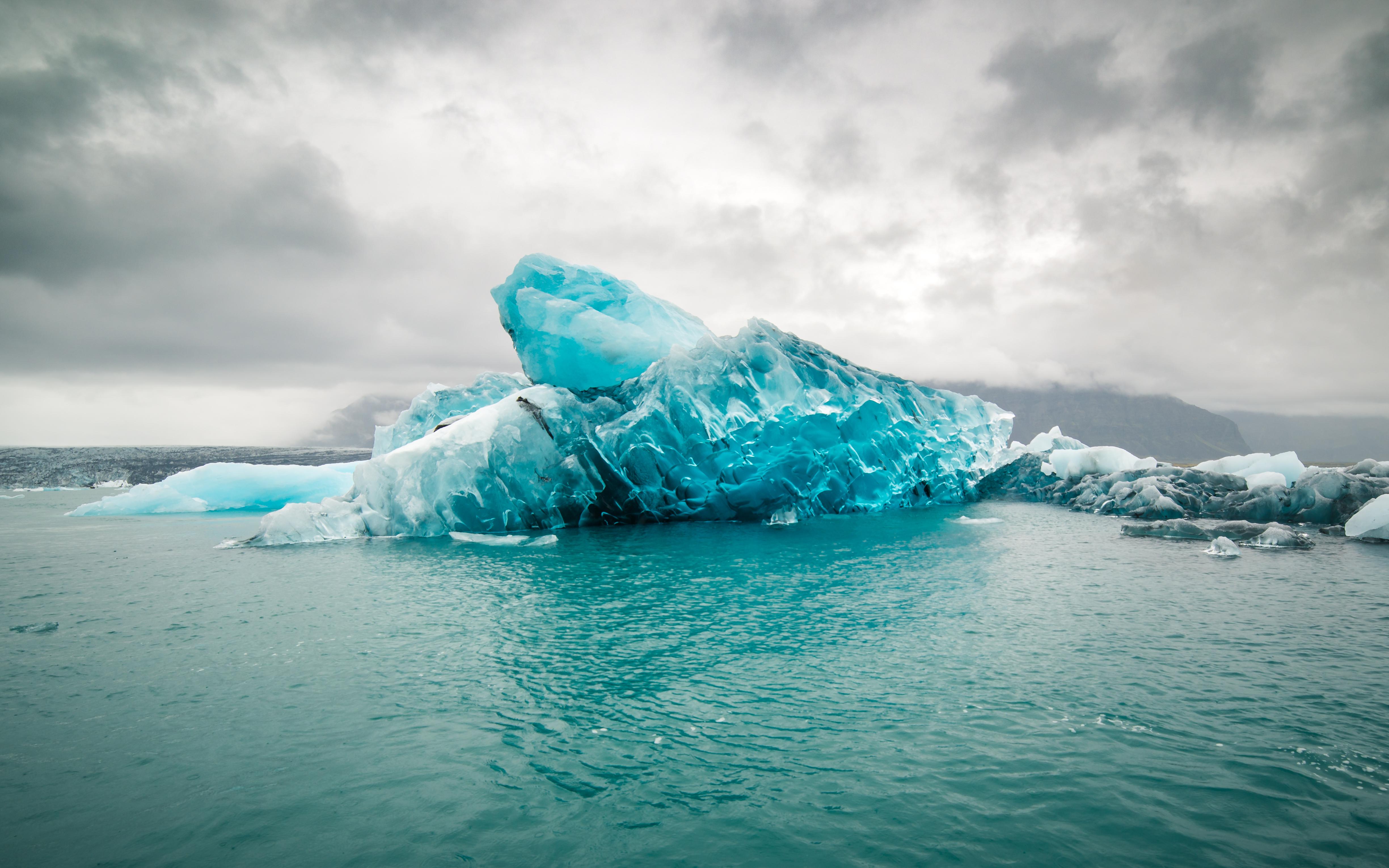 Антарктида отстъпва пред океана