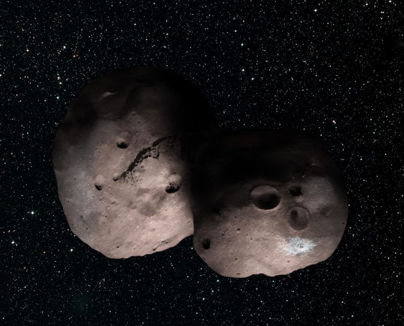 """Какво ще стане с """"New Horizons"""" след година"""