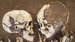 """Скелетите на """"Влюбените от Валдаро"""" - находка на 6 000 години"""