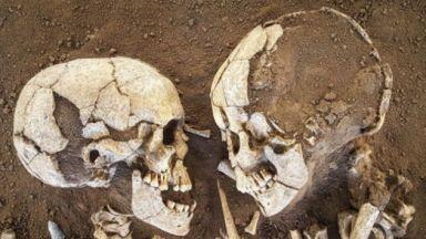 Скелети от пещерата Бачо Киро разкриват тайни за Homo sapiens (снимки/видео)