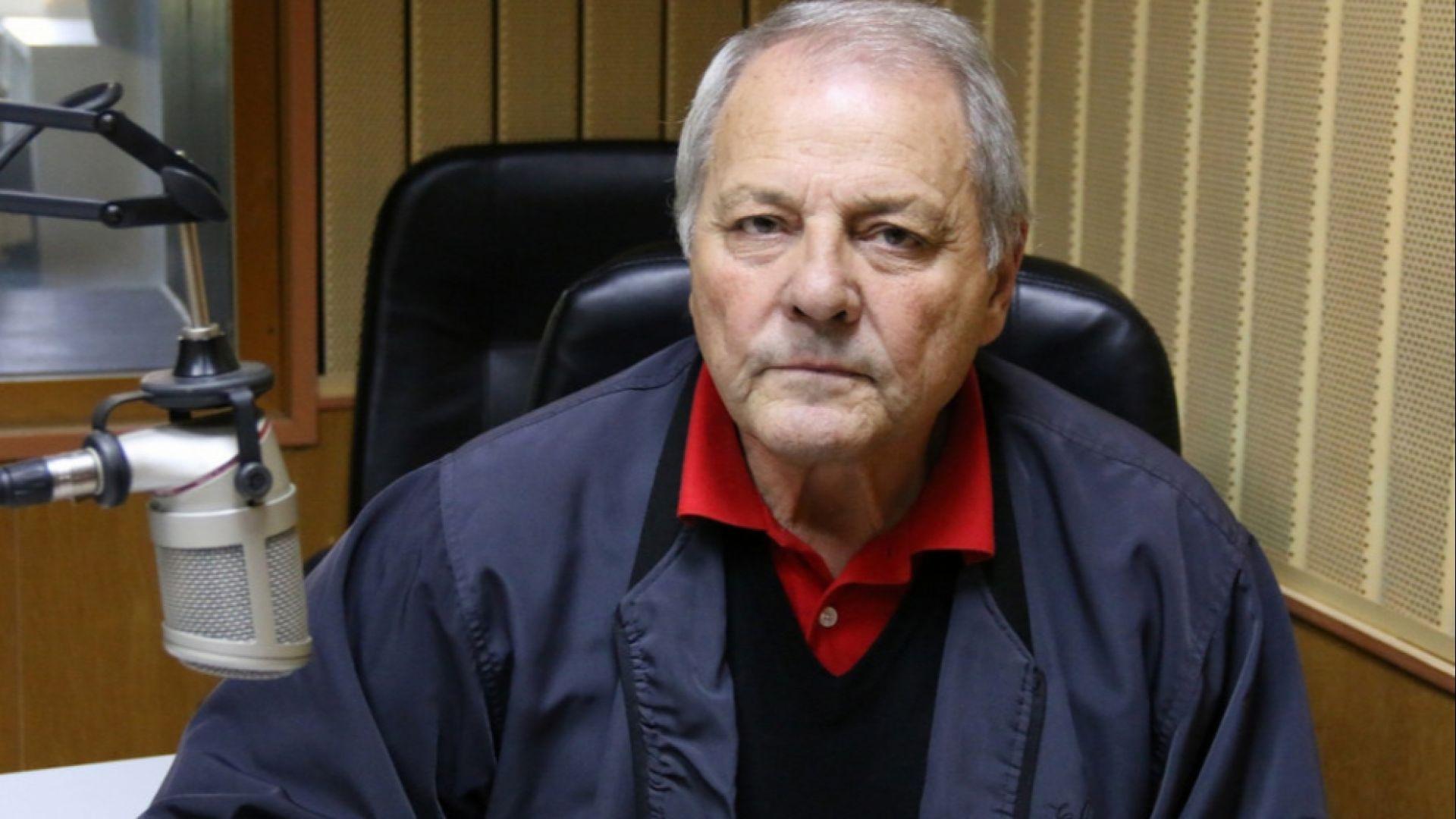 Почина дипломатът Любомир Шопов