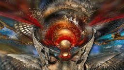 Хипнотизиращото сляпо изкуство на Джордж Редхоук