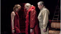 """""""След репетицията"""" на Бергман - """"театър за театъра"""""""