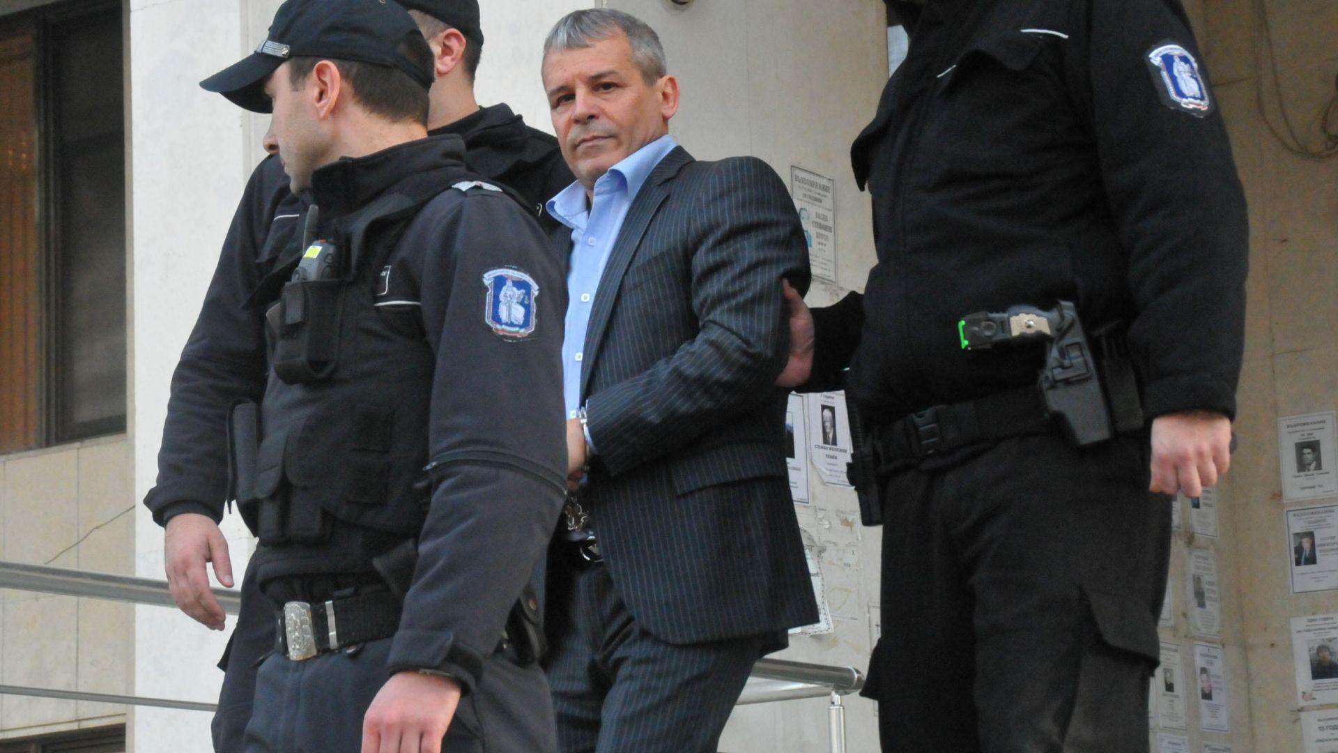 """Съдът отхвърли иск за 50 000 лв. на  мозъка на """"Килърите"""" срещу прокуратурата"""