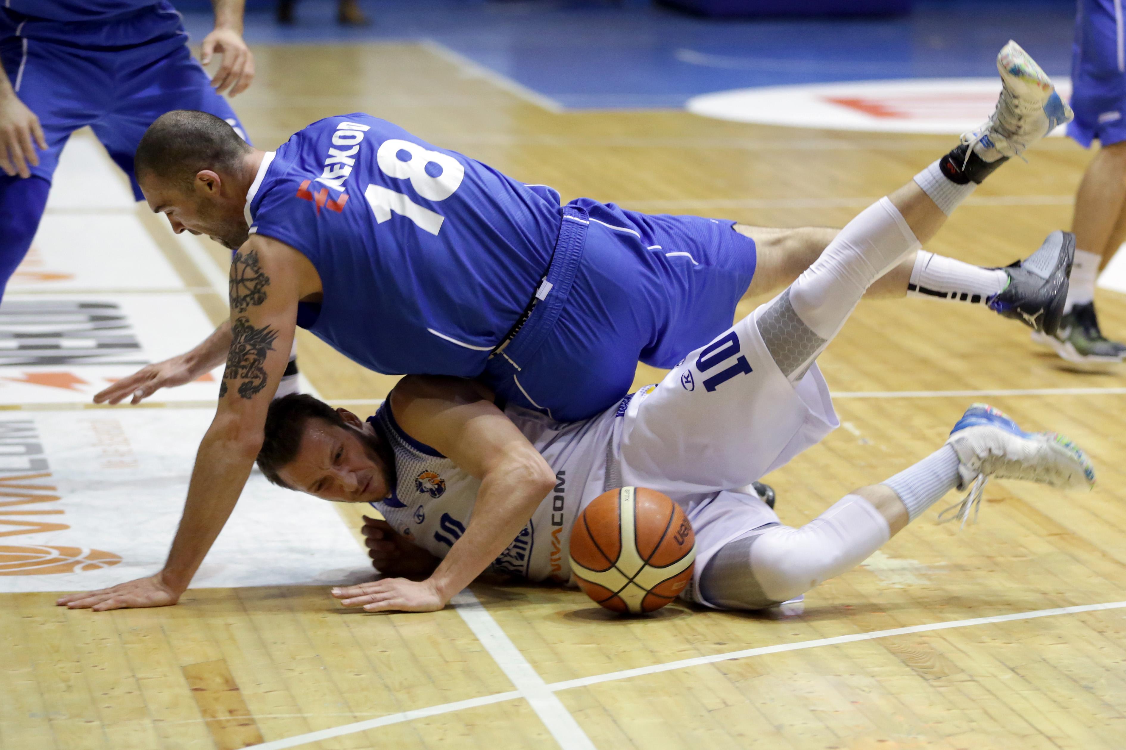 """""""Левски Лукойл"""" е шампион в Балканската лига"""