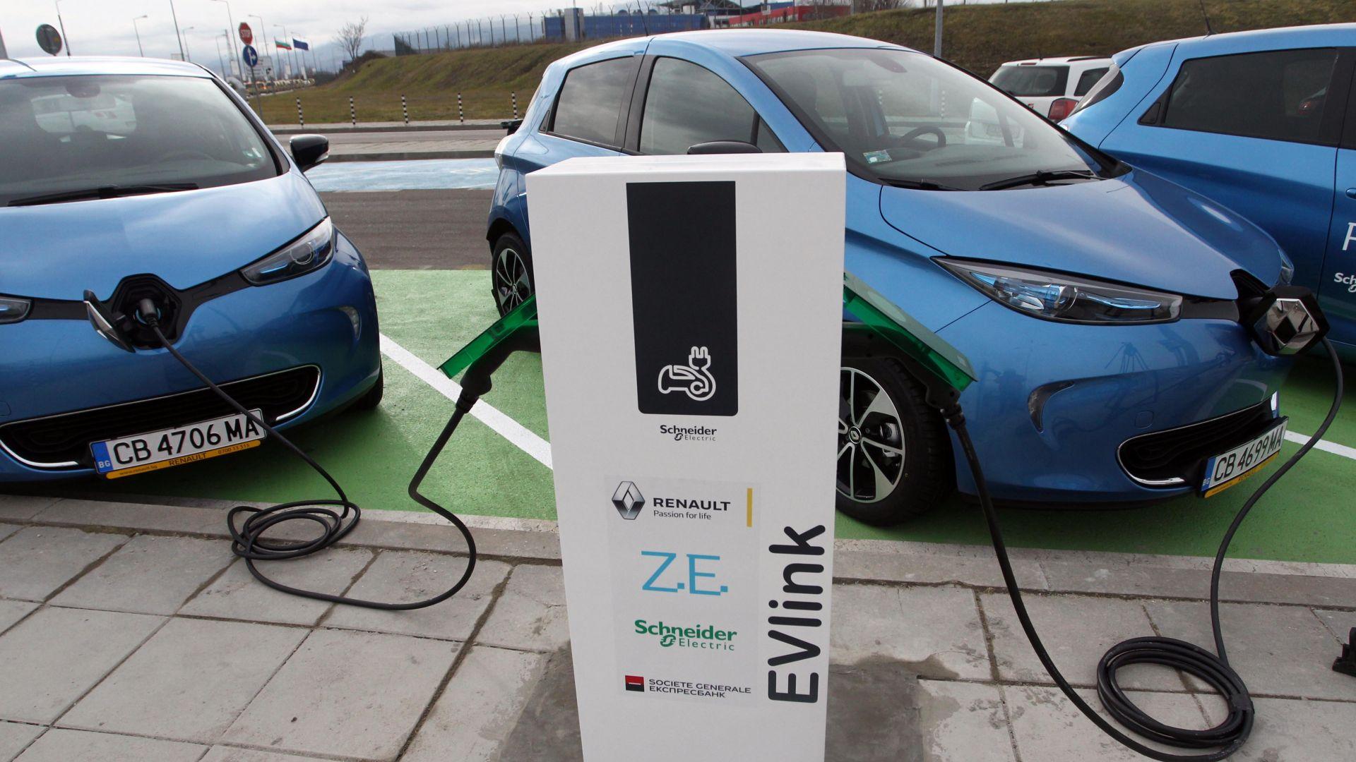 Франция и Германия започват производство на батерии за електромобили