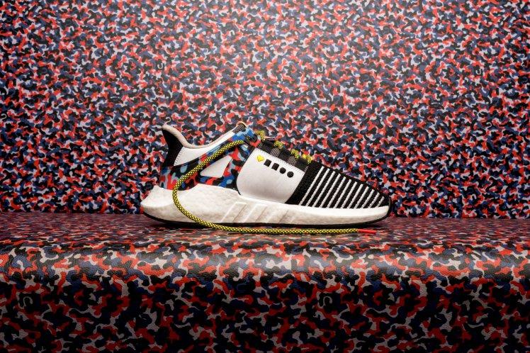 Adidas направи маратонки от тапицерията на берлинското метро