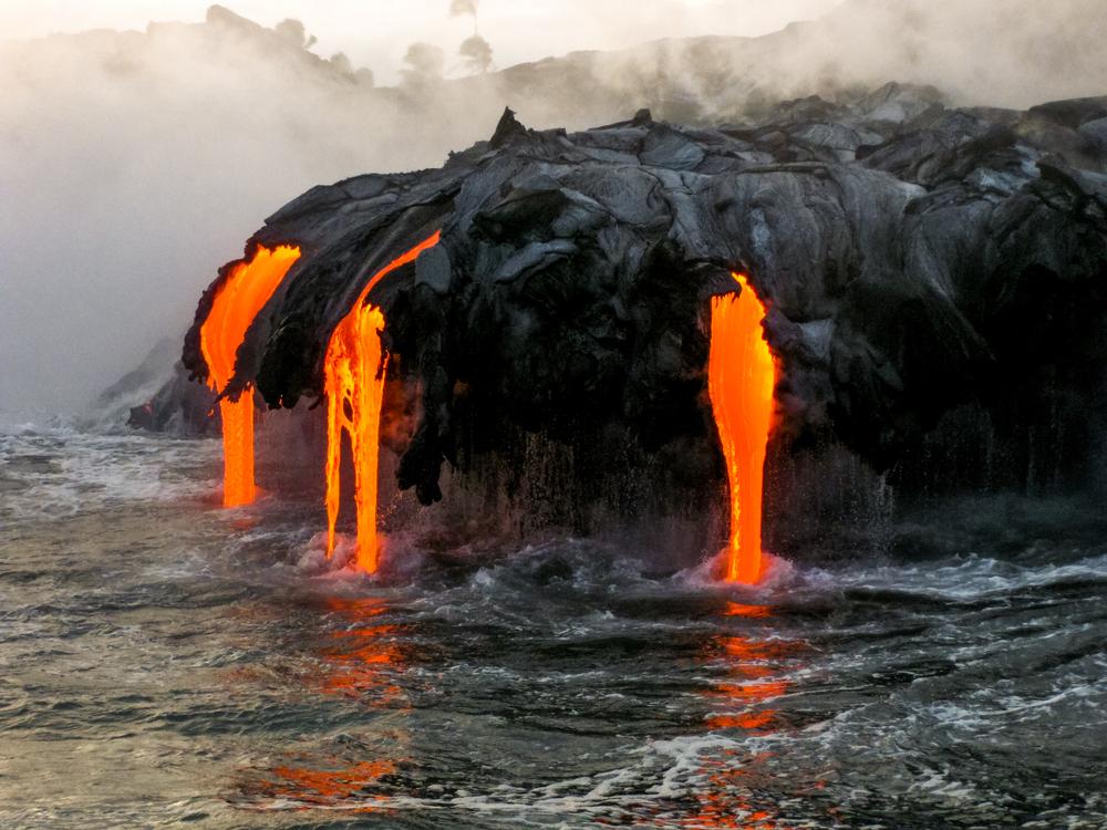 Кои са опасните вулкани през 2018 година (снимки)