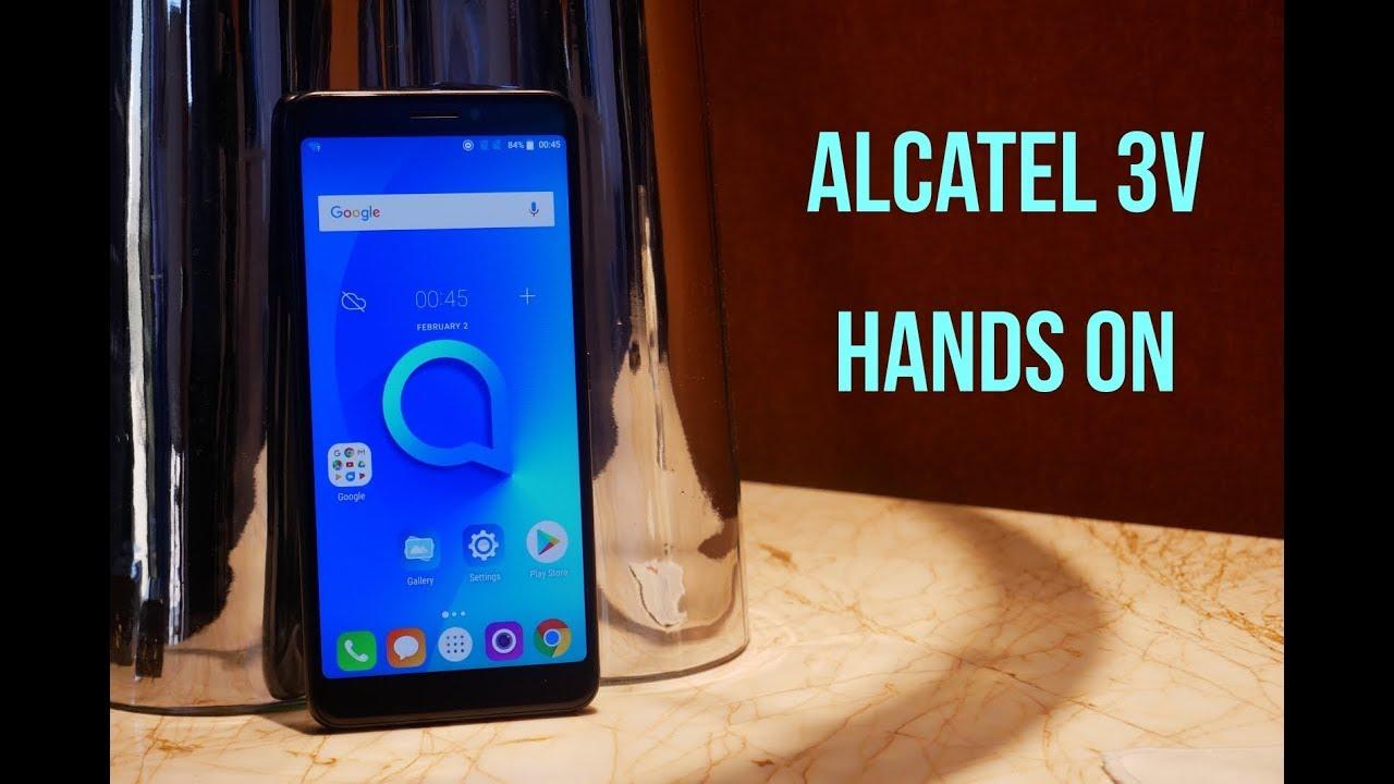Alcatel показа новото си гама
